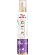 Juuksevaht deluxe pure fullness ultra strong 200ml