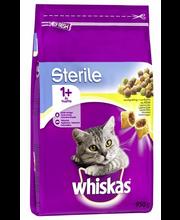 Kuivtoit steriliseeritud kassidele kanalihaga 950 g