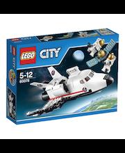 Lego City Varustuslennuk 60078