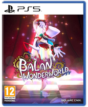 PS5 mäng Balan Wonderworld