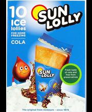 Sun Solly koolamaitseline mahlajää, 10x60ml