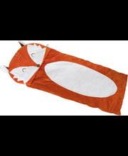 Laste magamiskott Rebane 38x66 cm, oranz