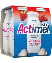 Actimel jogurtijook  4 x 100 g, maasika