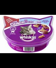 Whiskas Trio Crunchy kalamaius kassidele, 55 g