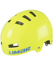 BMX kiiver 52-59 360 Teen Yellow Fluo