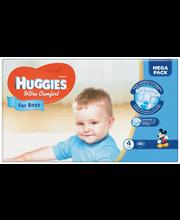 Huggies teipmähkmed Ultra Comfort 4 Mega Pack, poisile, 7-16 ...