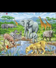Puzzle Aafrika Savann FH9