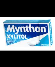 Mynthon Xylitol Menthol kurgupastillid 31 g, suhkruvabad