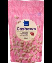 Rainbow India pähklid valges šokolaadis 150 g