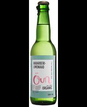 Öun Saaremaa rabarberilimonaad Organic, 330 ml