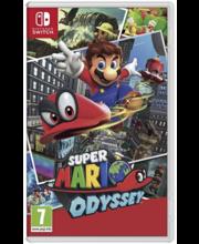 NSW mäng Super Mario Odyssey