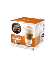 Kohvikapslid Nescafe Dolce Gusto Latte Macchiato Caramel 169 g