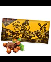 Kalev Piret tervete röstitud metspähklitega piimašokolaad 300 g