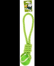 Tennisepael nööriga koretele
