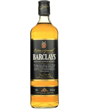 Barclays Blended Scotch Whisky 700 ml