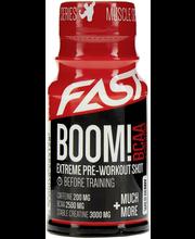 Energiajook Boom! marjamaitseline, 60 ml