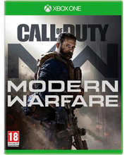 Xbox One mäng Call of Duty - Modern Warfare