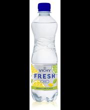 Vichy Fresh vesi Sidruni/laimi 500 ml