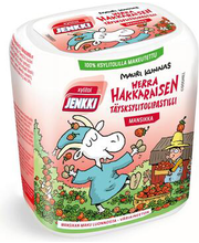 Herra Hakkaraisen Xylitoli pastillid maasikamaitselised 55g