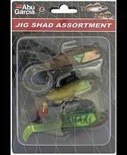 Peibutised Jig Shad Assortment