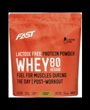 Proteiinijoogipulber Whey 80 šokolaadi, 0,6 kg