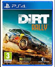 PS4 mäng Dirt Rally