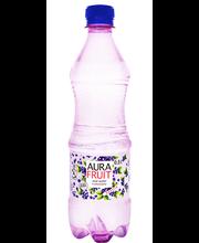 Aura Fruit mustikamaitseline vesi gaasita 500 ml