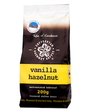 Maitsestatud kohvioad vanilje, pähklimaitselised 200 g