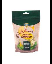 Seltskonna juustuampsud koduaia ürtidega, 200 g