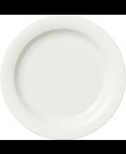Taldrik Arctica 21 cm, valge