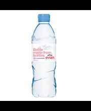 Evian looduslik mineraalvesi 500 ml