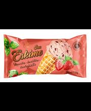 Onu Eskimo maasika-basiilikujäätis, 200 ml