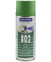 Alküüd spreivärv 400 ml RAL 6029 roheline 802