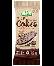 Riisivahvlid tumeda šokolaadiga, 90 g