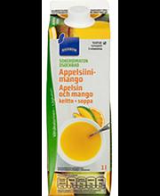Rainbow apelsini-mangokissell, 1l