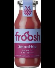 Froosh mustika-vaarikasmuuti, 250 ml