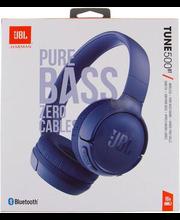 Kõrvaklapid JBL T500BT, sinine