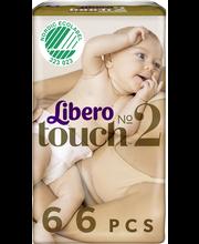 Libero teipmähkmed Touch 2  3-6 kg