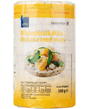 Rainbow riis-maisi vahvlid 100 g