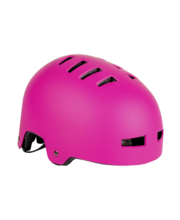 BMX kiiver roosa
