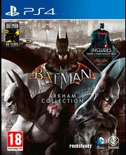 PS4 mäng Batman: Arkham Collection