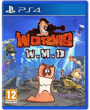 PS4 mäng Worms: Weapons of Mass Destruction