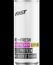 Fast Re-Fresh vaarika-sidruni maitseline, 330 ml