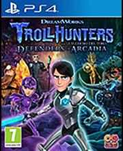 PS4 mäng Trollhunters: Defenders of Arcadia