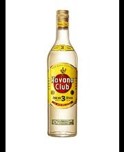 Havana Club 3 Anos rumm, 1L