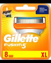 Varuterad Gillette 5 Fusion manual 8 tk