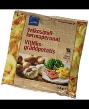 Kooresed küüslaugukartulid, 750 g