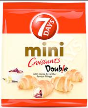 7 Days mini multipakk 8 tk kakao-vaniljemaitseline 185 g
