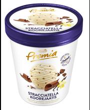 Vanilli-koorejäätis šokolaaditükkidega, 500 ml