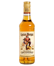CAPTAIN MORGAN SPICED GOL 500 ML MUU PIIRITUSJOOK 35%